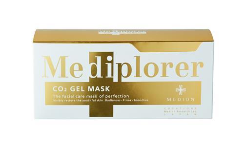メディプローラー CO2ジェルマスク