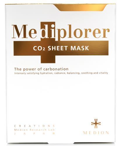 メディプローラー CO2シートマスク