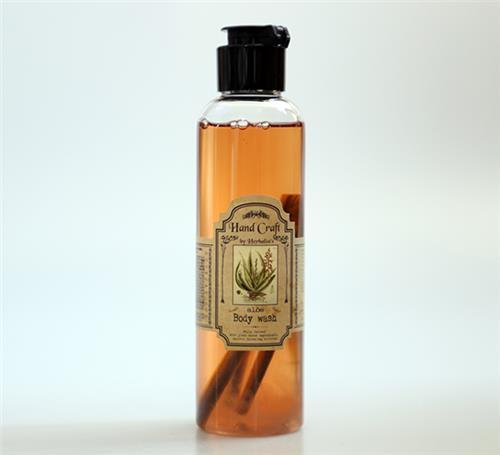 Herbalist's Aloe Body Wash