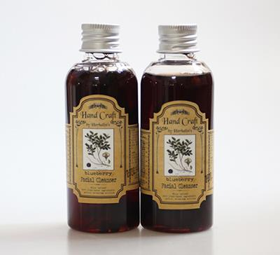 Herbalist's Blueberry Facial Cleanser