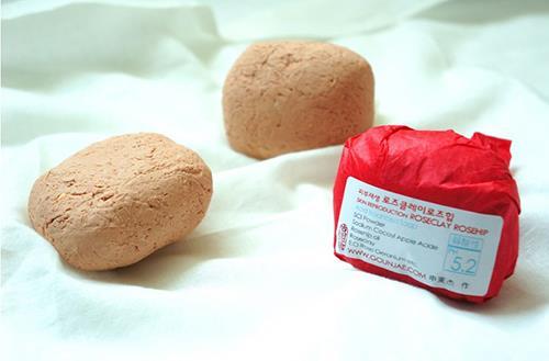 [Gounjae] Rose Cray Rosehip Handmade Soap