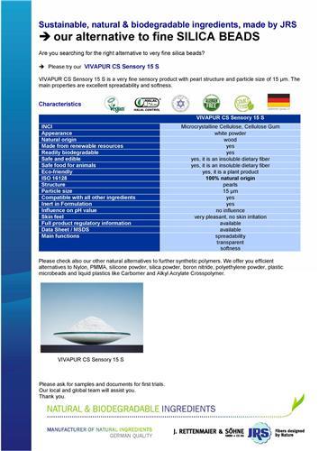 VIVAPUR CS Sensory 15 S