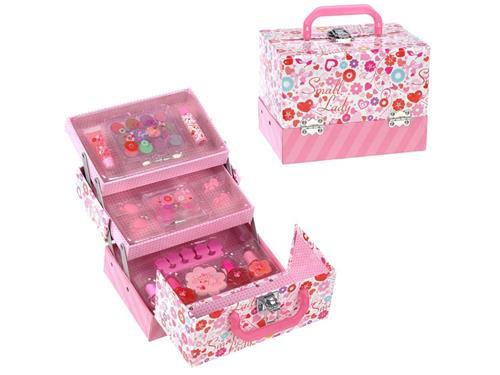 Small Lady Vanity Makeup Box