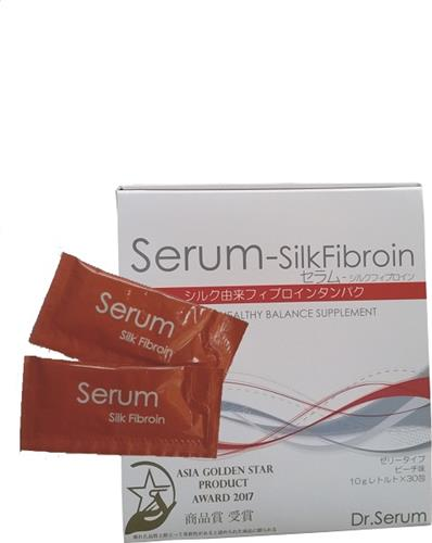 Serum-SilkFibroin