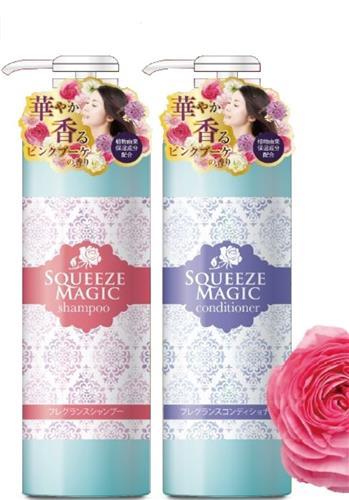 SQUEEZE Magic Shampoo & Conditioner