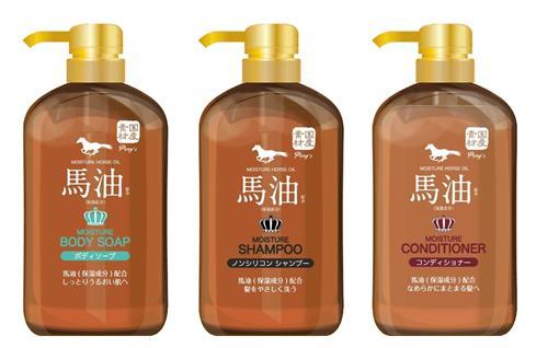 Squeeze Corporation Shampoo & Conditioner & Body Soap