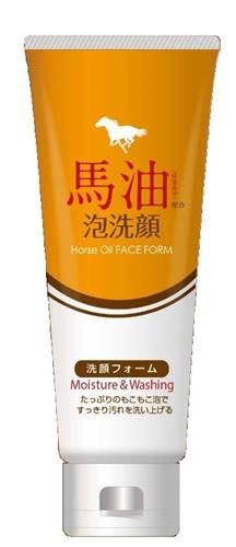 Horse Oil Face Foam