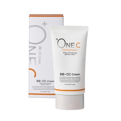 BB + CC cream (foundation)