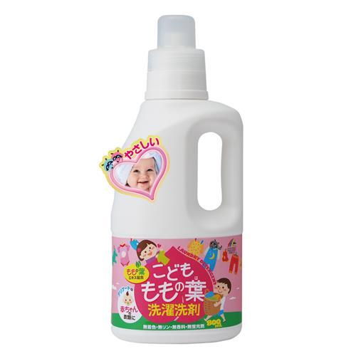 Kids Peach Leaf Laundry Detergent 800ml