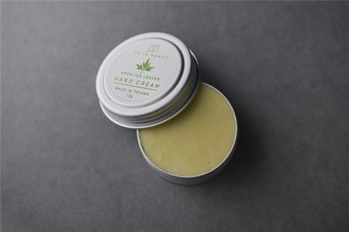 Angelica leaf hand cream 12g